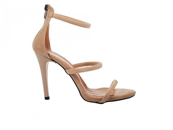Ženska sandala bež - Model 6034-b