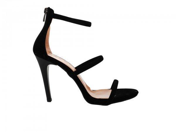Ženska sandala crna - Model 6033-cv