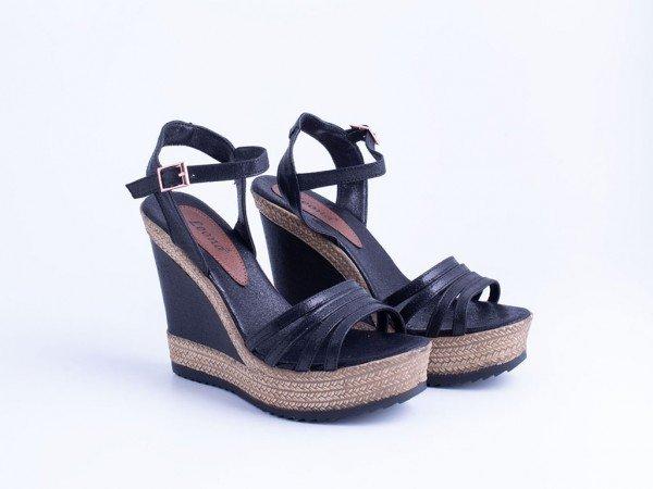 Ženska sandala crna - Model 948-l-c