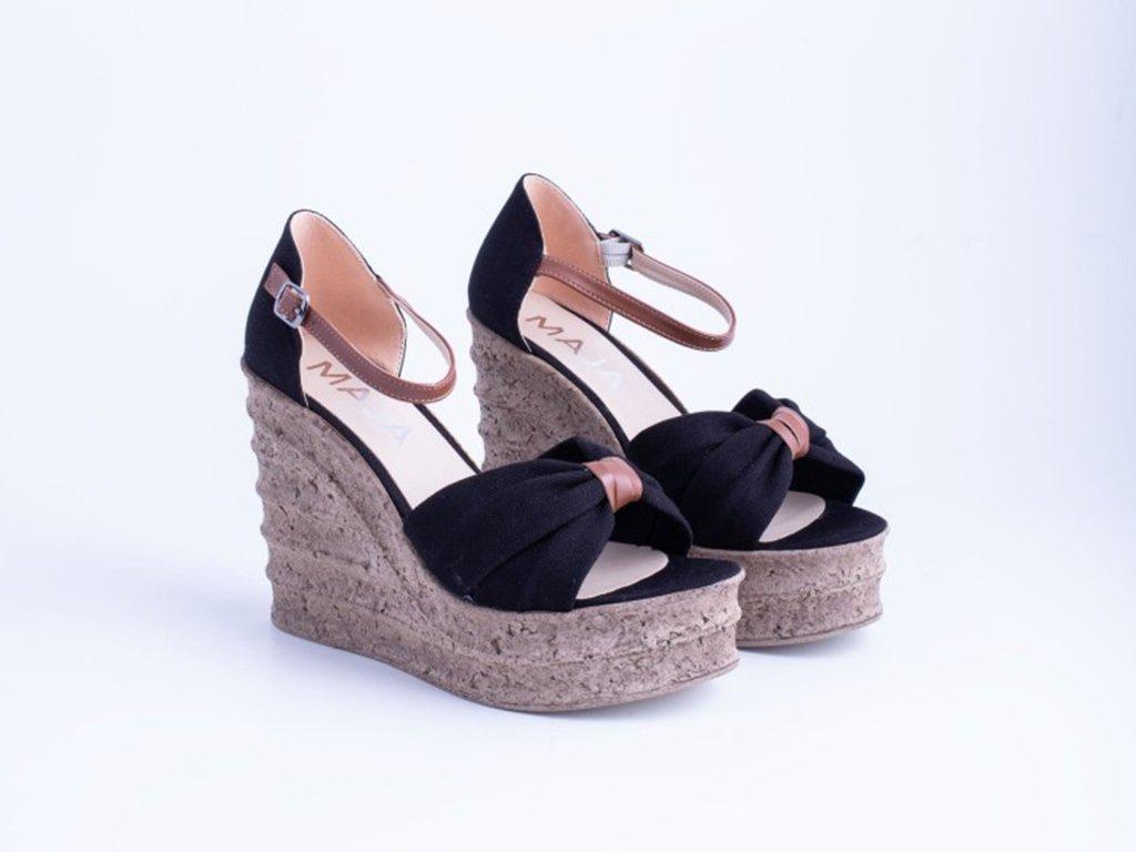 Ženska sandala crna - Model 949-C