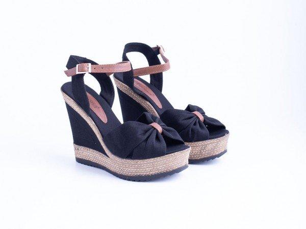 Ženska sandala crna - Model 949-l-c
