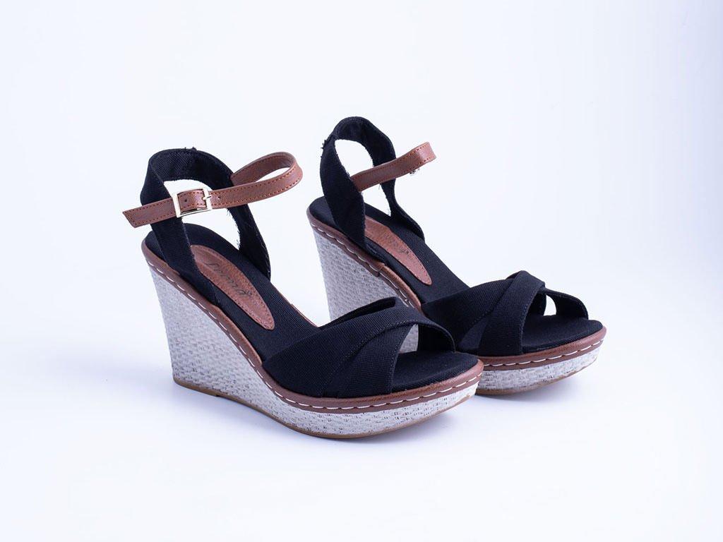 Ženska sandala crna - Model 967-c
