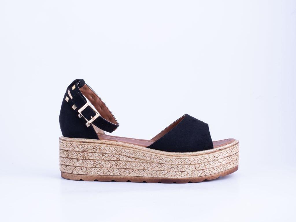 Ženska sandala crna - Model 985-C