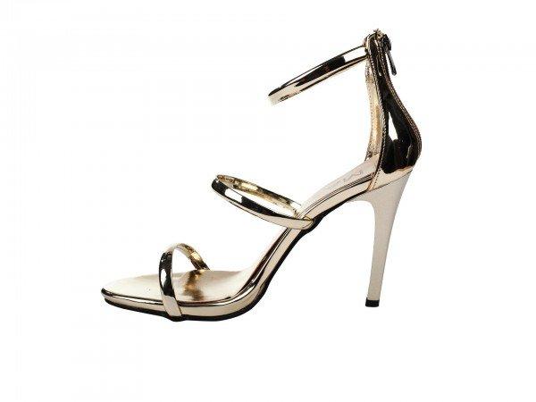 Ženska sandala zlatna - Model 6031-zl