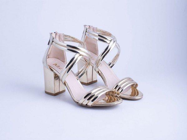Ženska sandala zlatna - Model 922 ZL