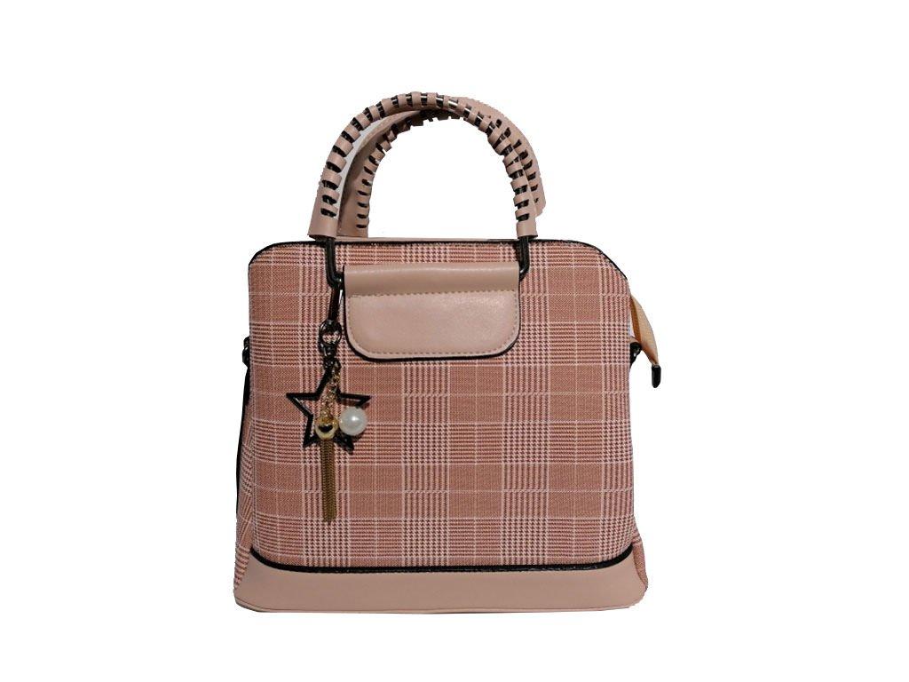 Ženska torba roze - Model 614-R