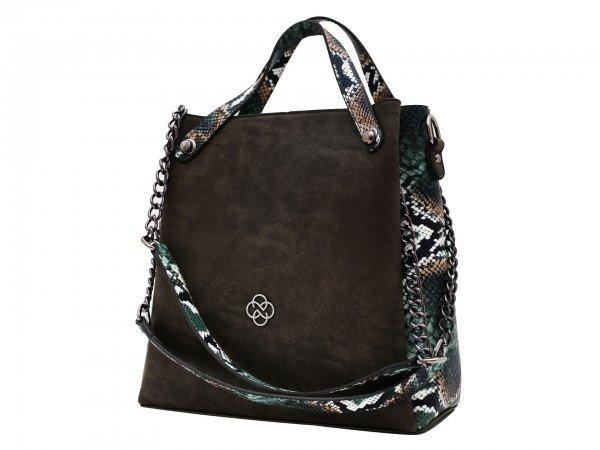 Ženska torba crna - Model 600-050-2-c