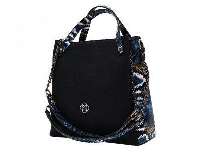 Ženska torba teget - Model 600-050-8-t